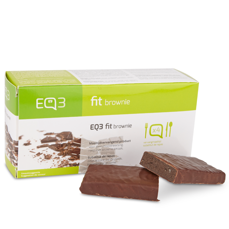 EQ3 Fit Brownie 4 repen