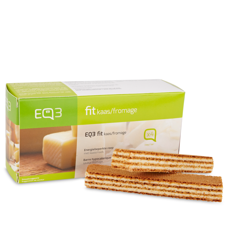 EQ3 Fit Kaas 4 repen