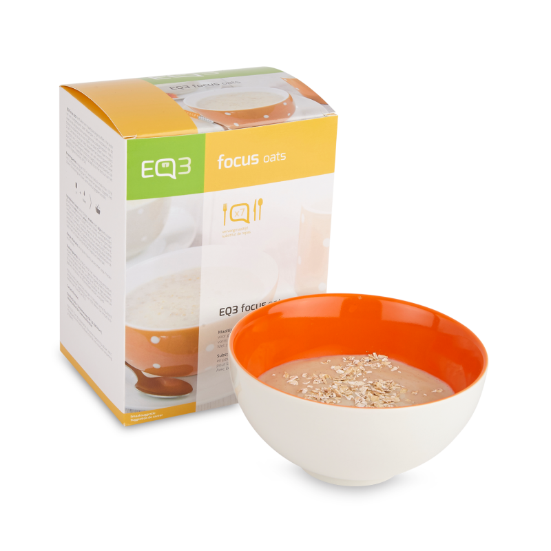 EQ3 Focus Oats 7 porties
