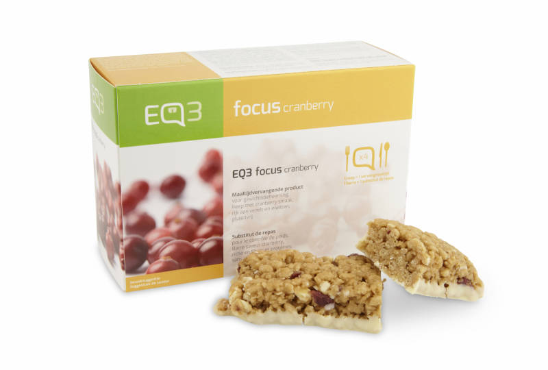 EQ3 Focus Cranberry 4 repen