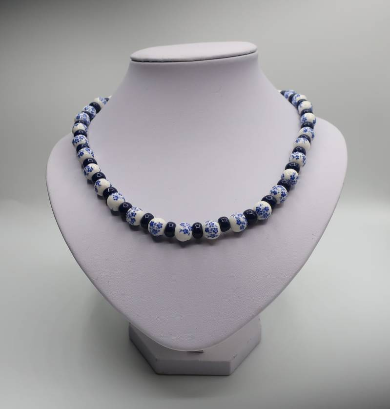 Collier 'Oud Hollands 'China Night'