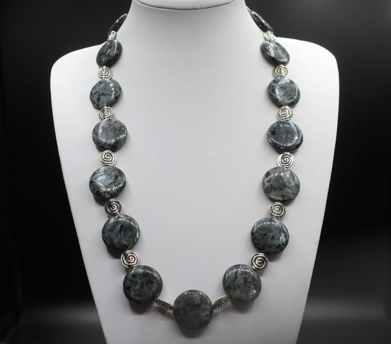 Collier Magic Marble