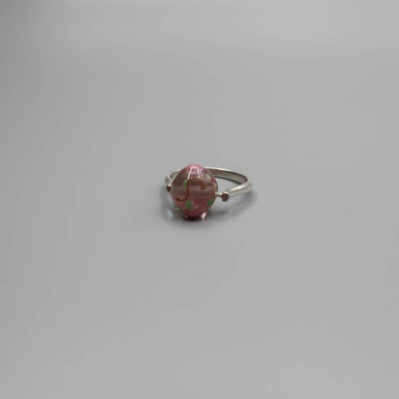 Ring Clear Rose