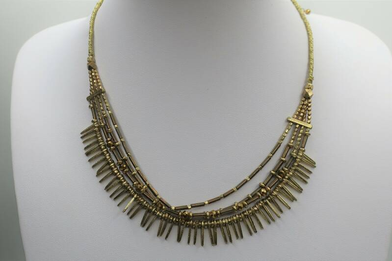 """Ketting """"wired beauty"""""""