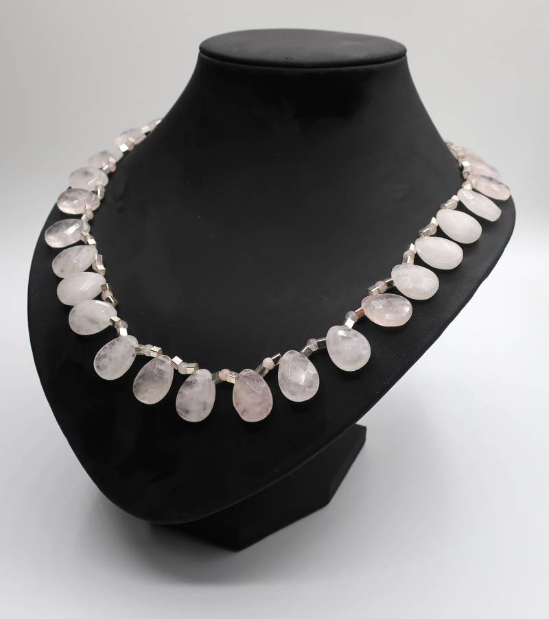 Collier Pink Rose