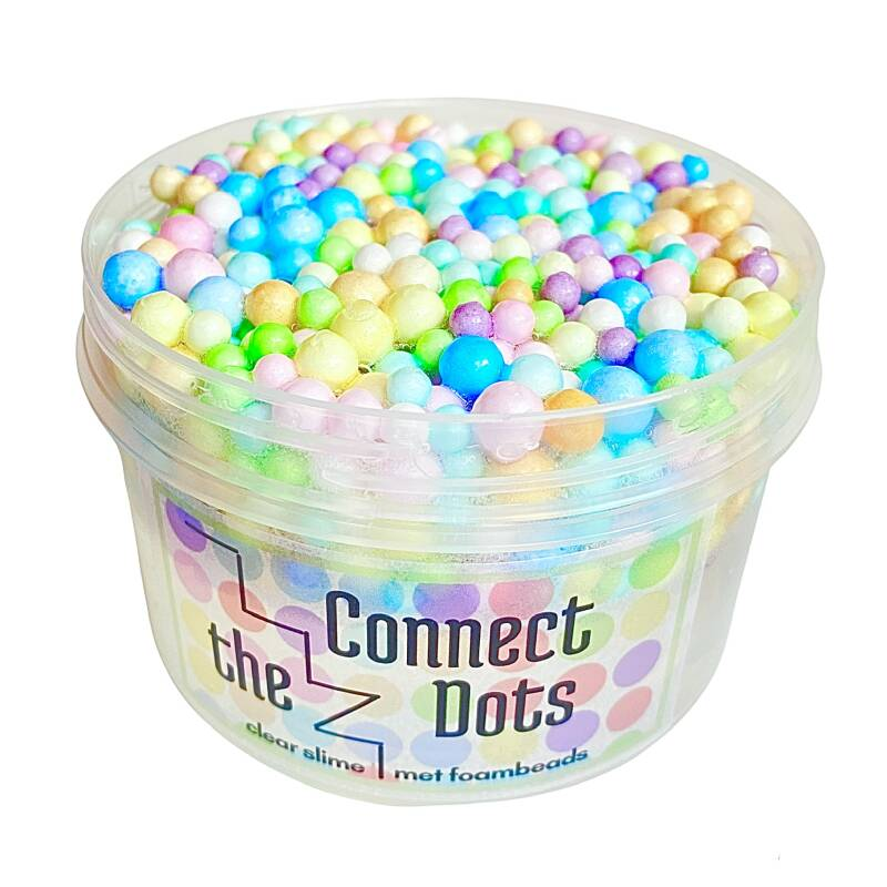 Connect the Dots - Clear & Floamslime 250ml