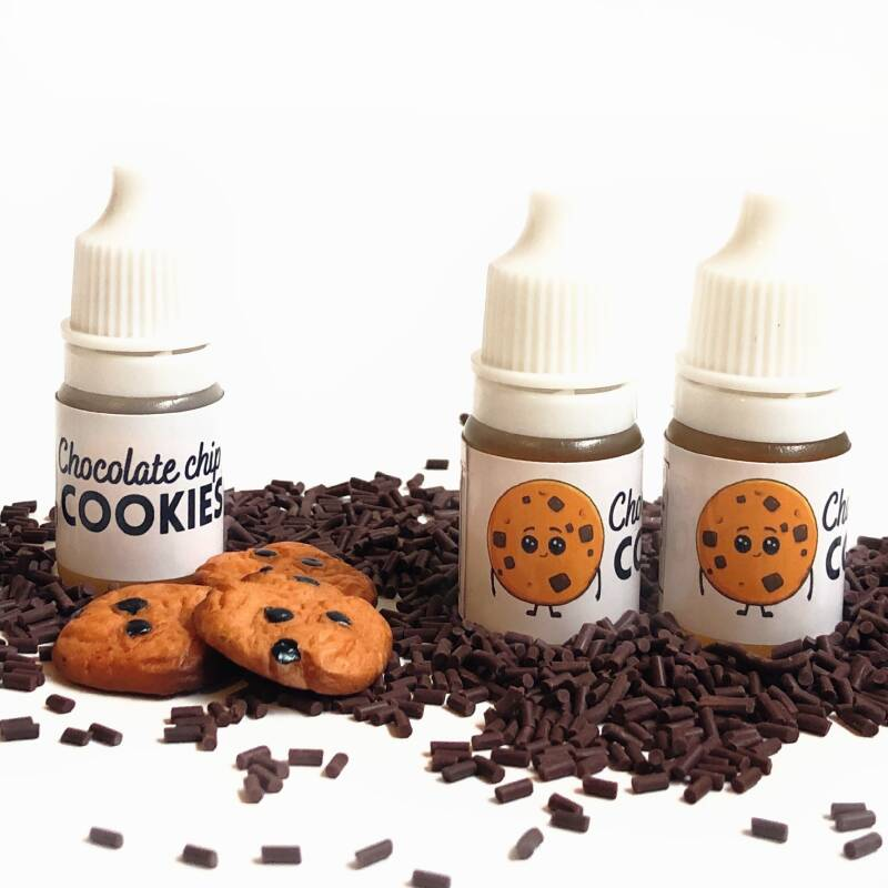 Chocolate Chip Cookies scent