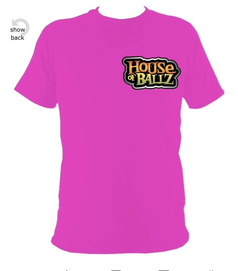 House Of Ballz T -Shirts