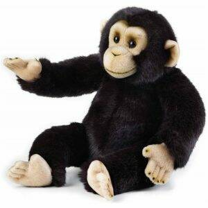 Chimpansee - National Geographic knuffel