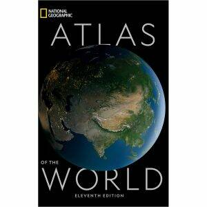 National Geographic Atlas Of The World - 11e Editie