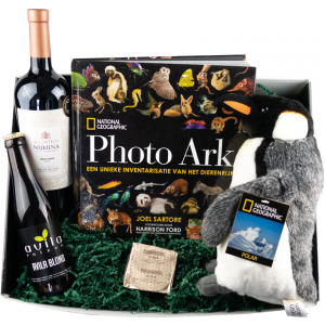 Kerstbox National Geographic Luxe