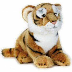 Tijger - National Geographic knuffel