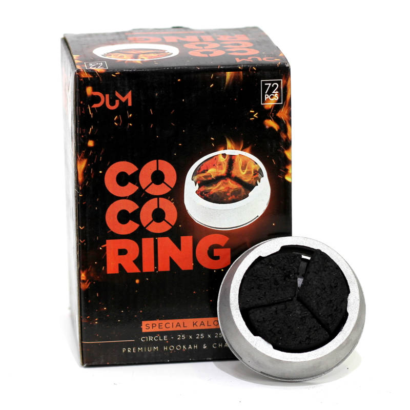 DUM Black Coco - Ring