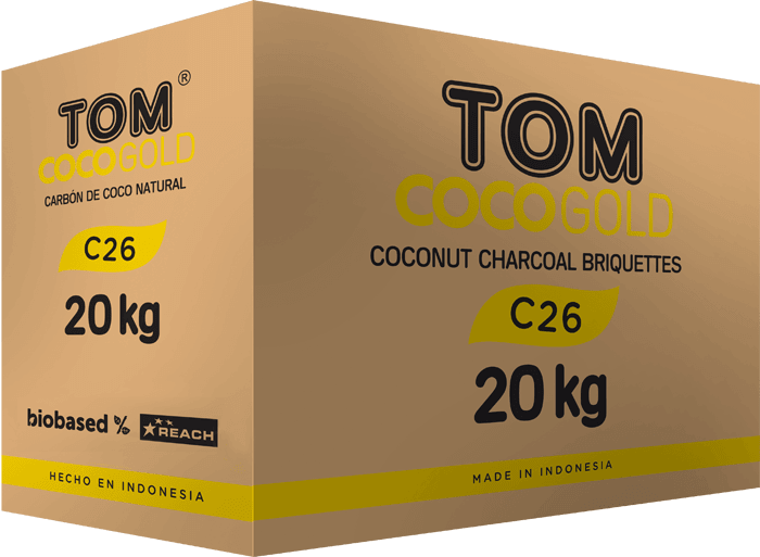 Tom Coco Gold - 20kg