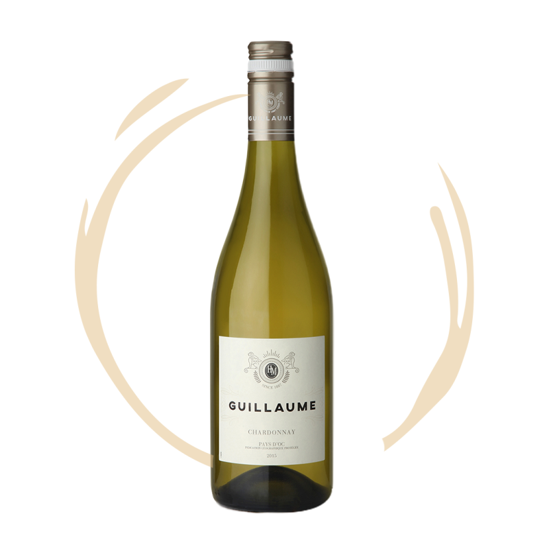 Guillaume   Chardonnay   2019   Languedoc-Roussillon