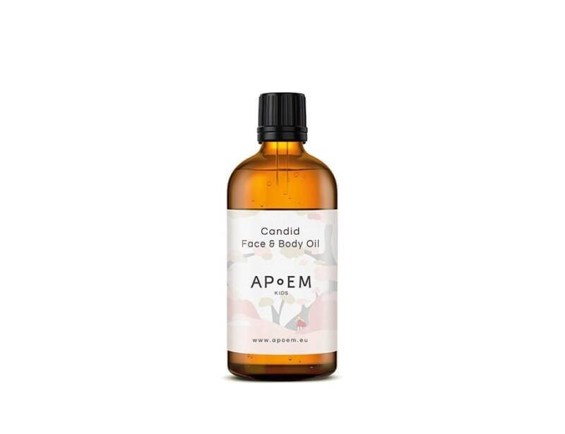 Candid Face & Body oil - Kids - 100ml