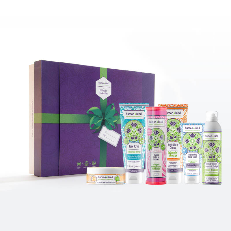 The Ultimate Vegan  collection Gift set