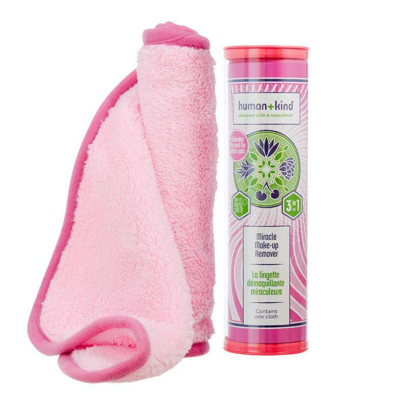 Human+Kind - Miracle Make-up Remover Cloth Ve