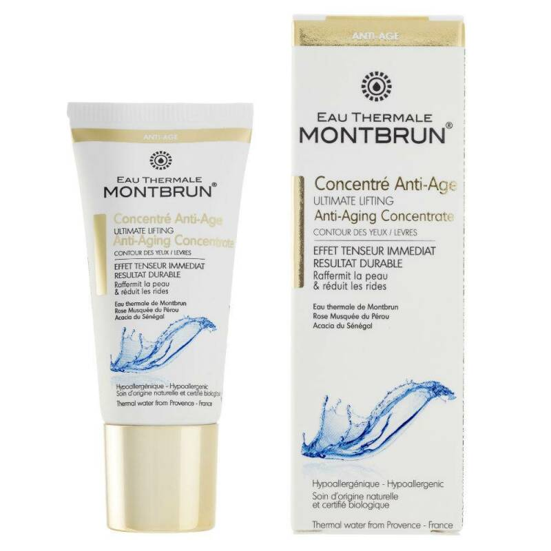 MontBrun -  Anti-aging Concentrate Eye Contour - Lips 20ml