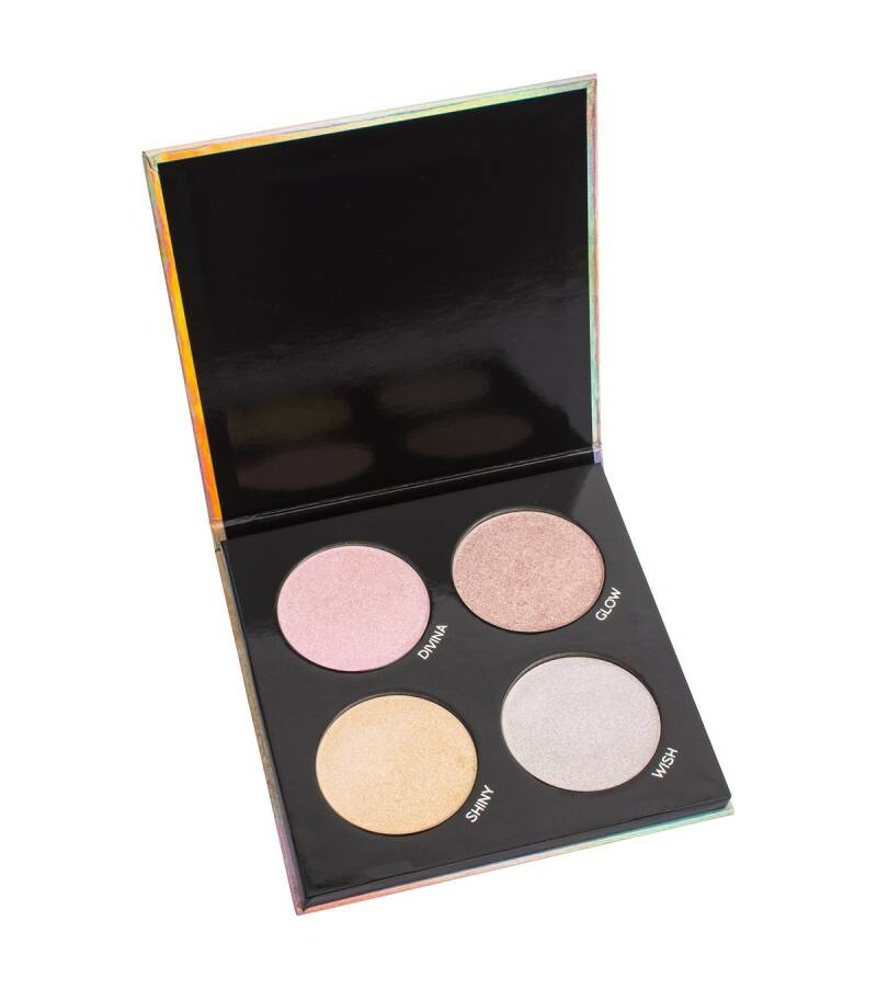Highlighter palet – Dreamscape 4 x 4g