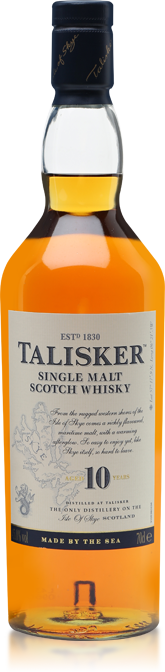 TALISKER 10 YEARS OLD