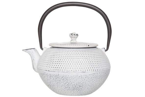 Cosy & Trendy Shinto Cream Theepot - Gietijzer - 0.35 L