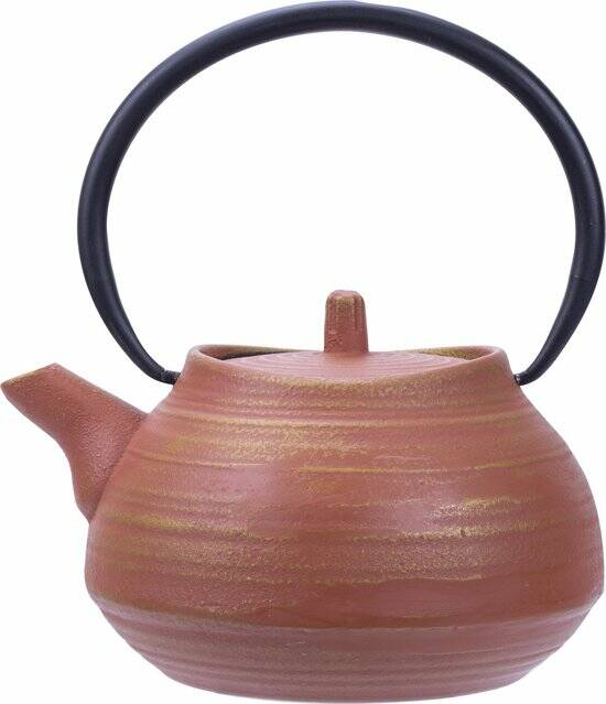 Cosy & Trendy Mountain Theepot - 1L1 - Terracotta, 9950781
