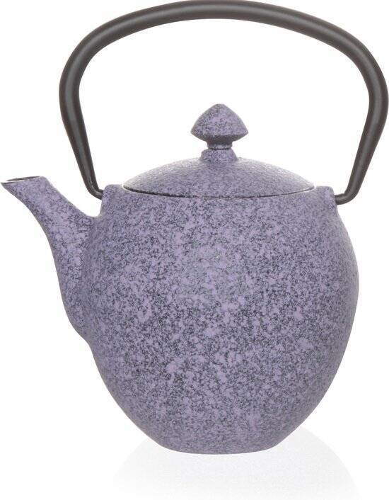 Cosy & Trendy Pear Theepot - 0.33 l - Gietijzer - Roze, 258829