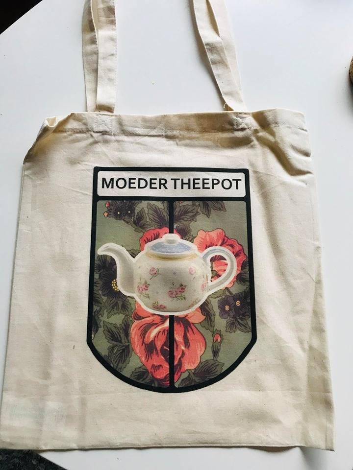 totebag Moeder Theepot