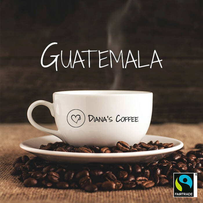 Diana's Coffee - Guatemala (Fairtrade)