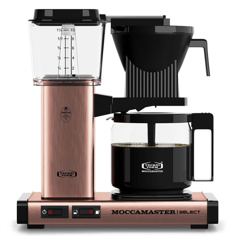 Moccamaster KBG Select - Copper