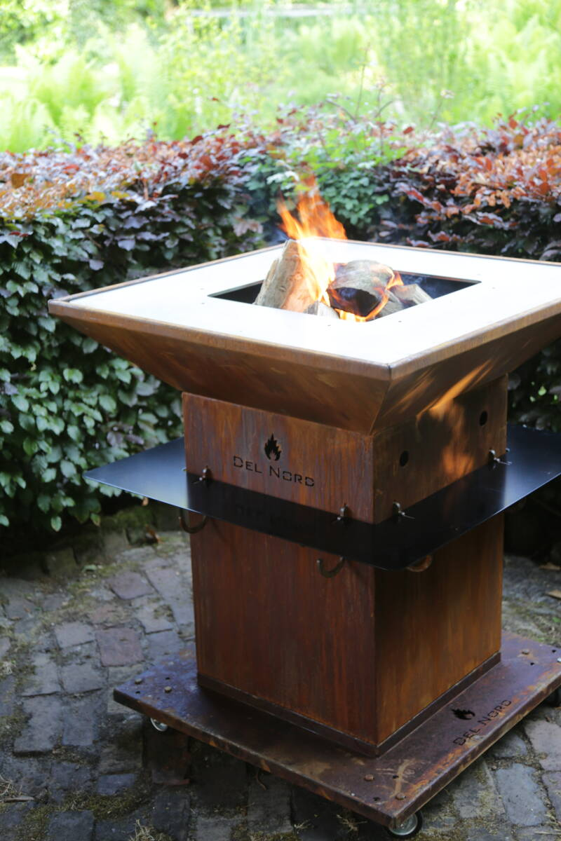 Del Nord Standaard Barbecue