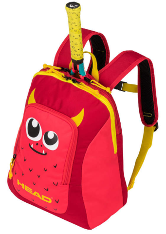 HEAD KIDS Backpack (Rood/Geel)
