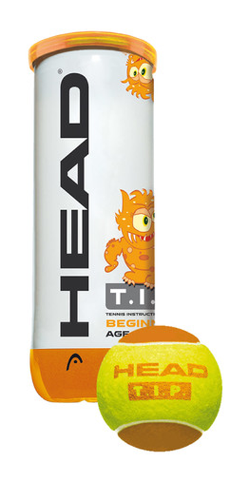 HEAD T.I.P. Orange 3-ball (FR)