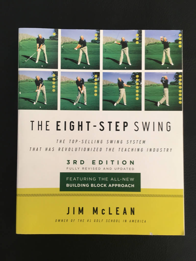 Jim McLean - The Eight-Step Swing