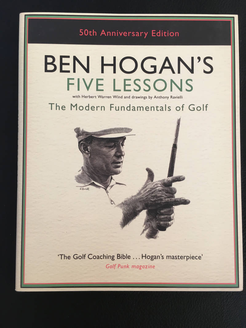 Ben Hogan - Five Lessons (50th)