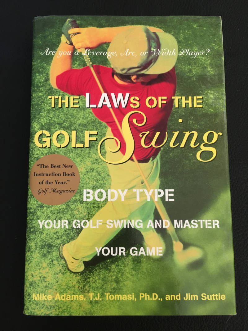 Mike Adams - The Laws of the Golf Swing