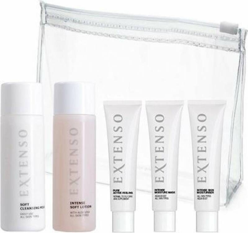 Extenso travelset