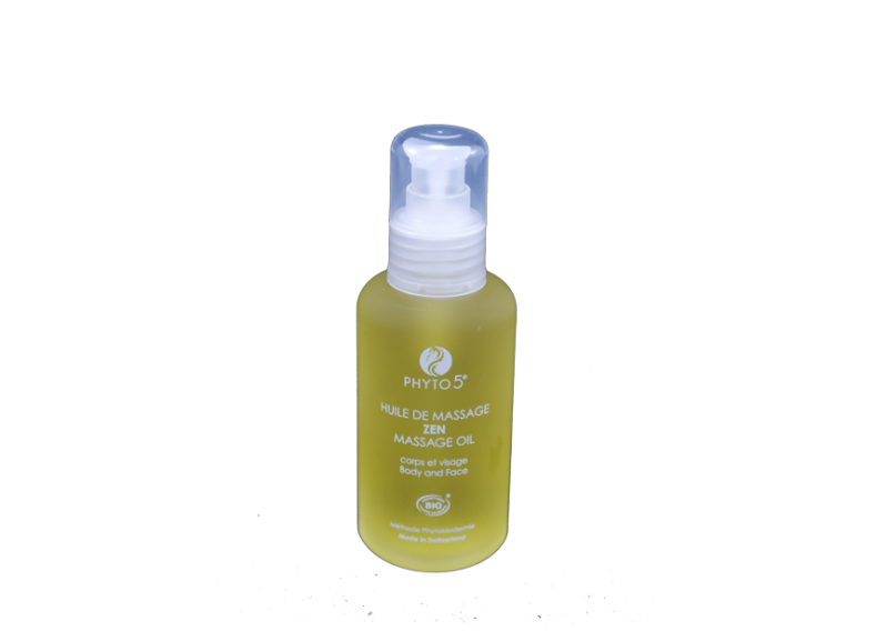 MASSAGE OLIE ZEN - 100 ML