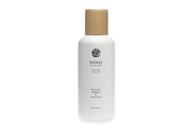 NAOBAY SPA PROTECTIVE SHAMPOO & SHOWER GEL - 500 ML