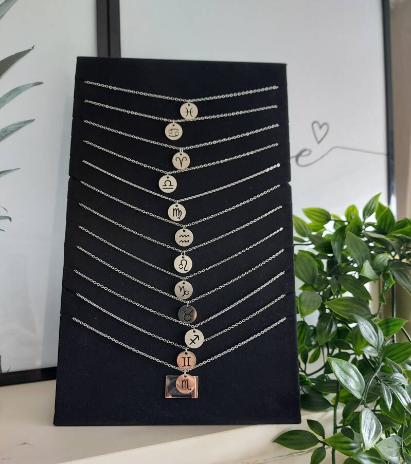Sterrenbeeld necklace | zilver