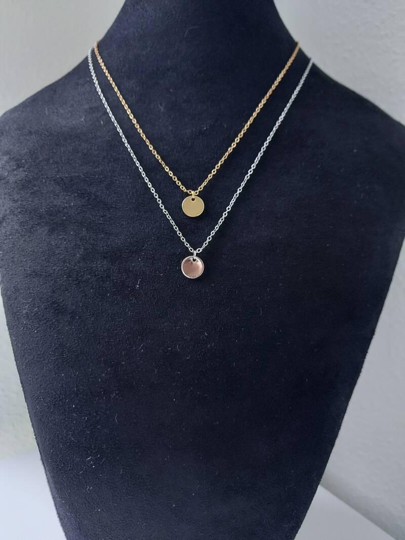 Ketting small coin