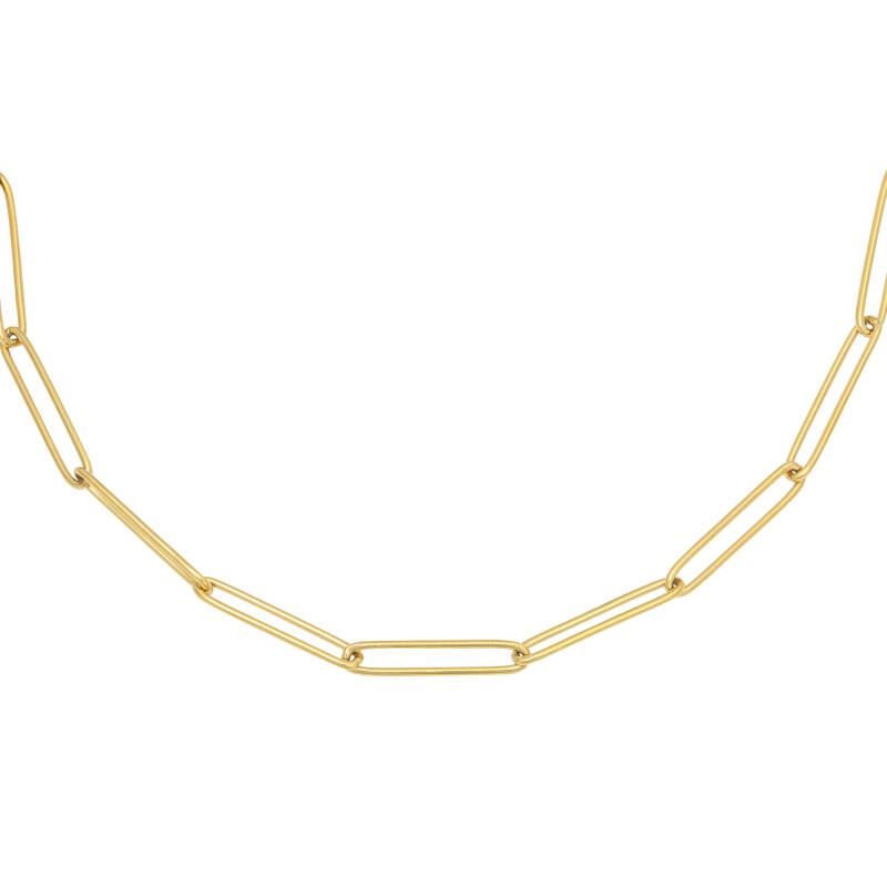 Chain necklace | goud