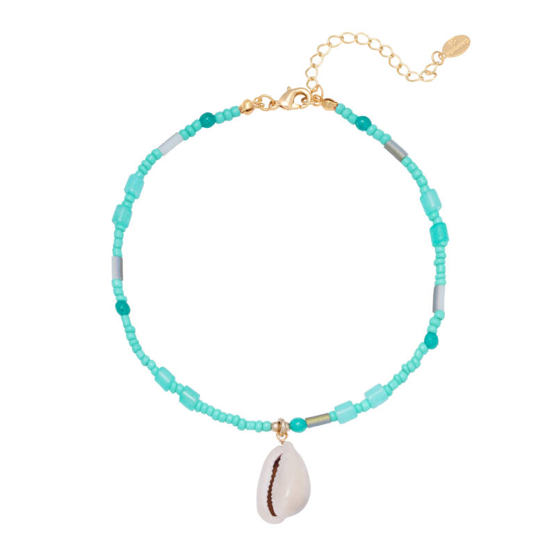 Anklet beach | blue