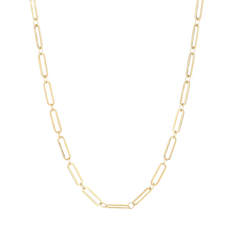 Chain necklace 2.0 | goud