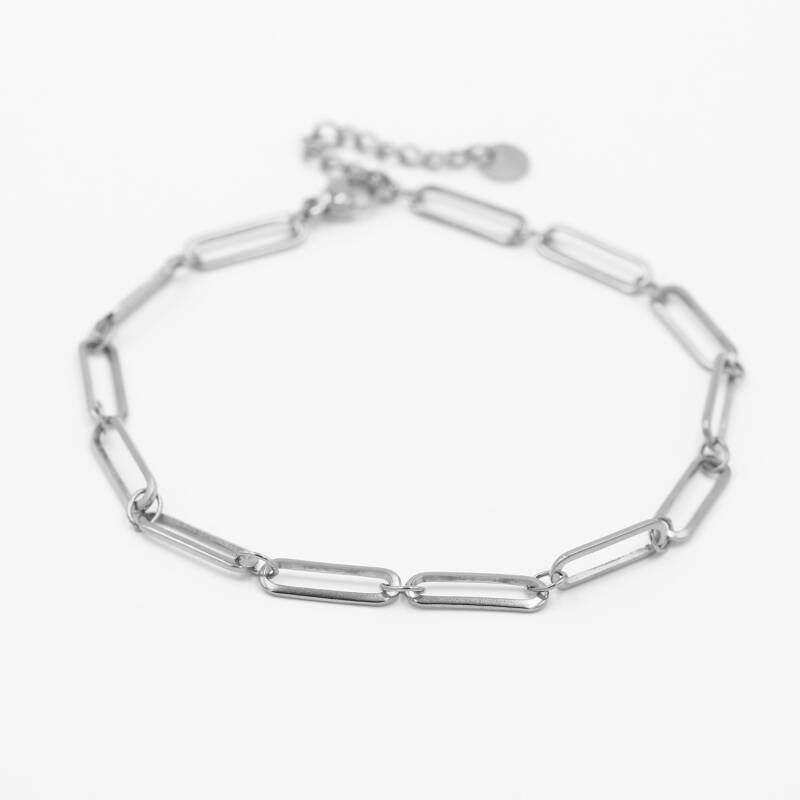 Anklet chain | zilver