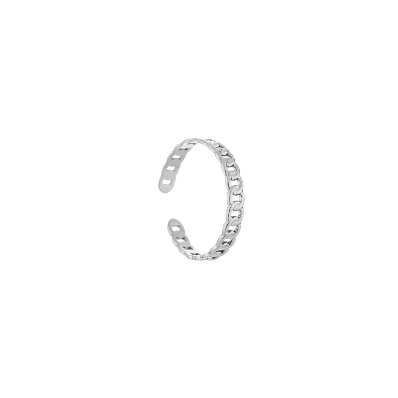 Small chain ring | zilver