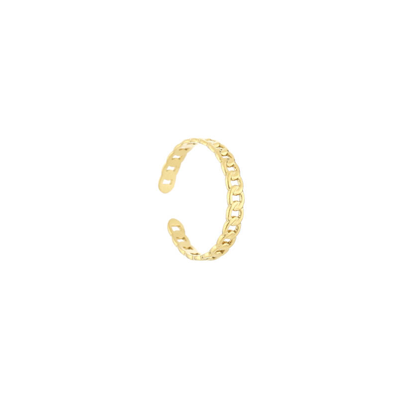 Small chain ring | goud