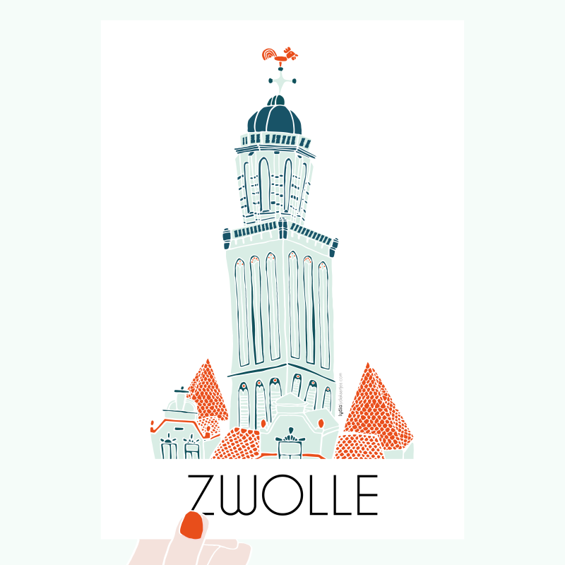 poster Zwolle