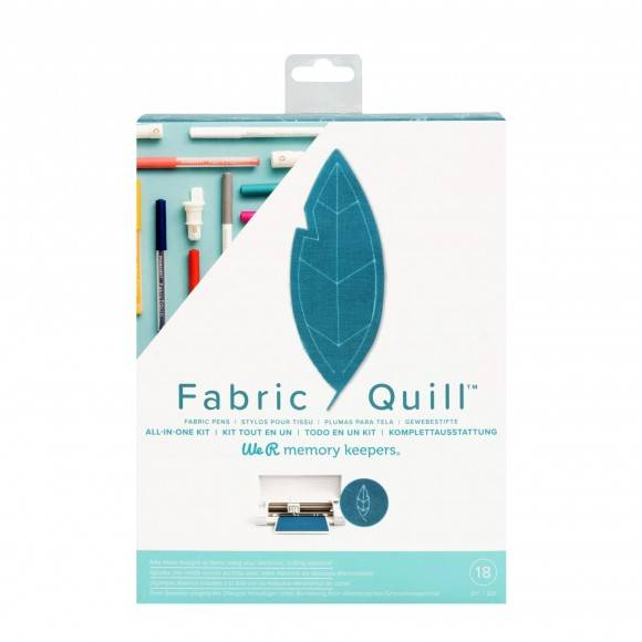 fabric quill